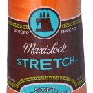 A&E Maxi Lock Stretch Textured Nylon Papya Serger Thread  MWN-44149