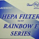 Generic Rainbow E Series Canister Vacuum Cleaner Hepa Filter, 78-2305-02