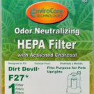 Dirt Devil Style F27 Vacuum Cleaner Filter ROR-1876