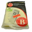 Hoover Upright Vacuum Cleaner Type B Bags 4010103B