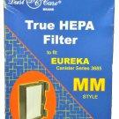 Eureka Canister Vacuum Cleaner Hepa Filter Style MM HF8