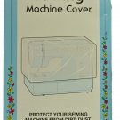 Sewing Machine Cover, Vinyl Heavy Duty Dust Cover DC45