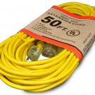 Generic Commercial 50 Feet 16/3 300 Volt Extension Cord