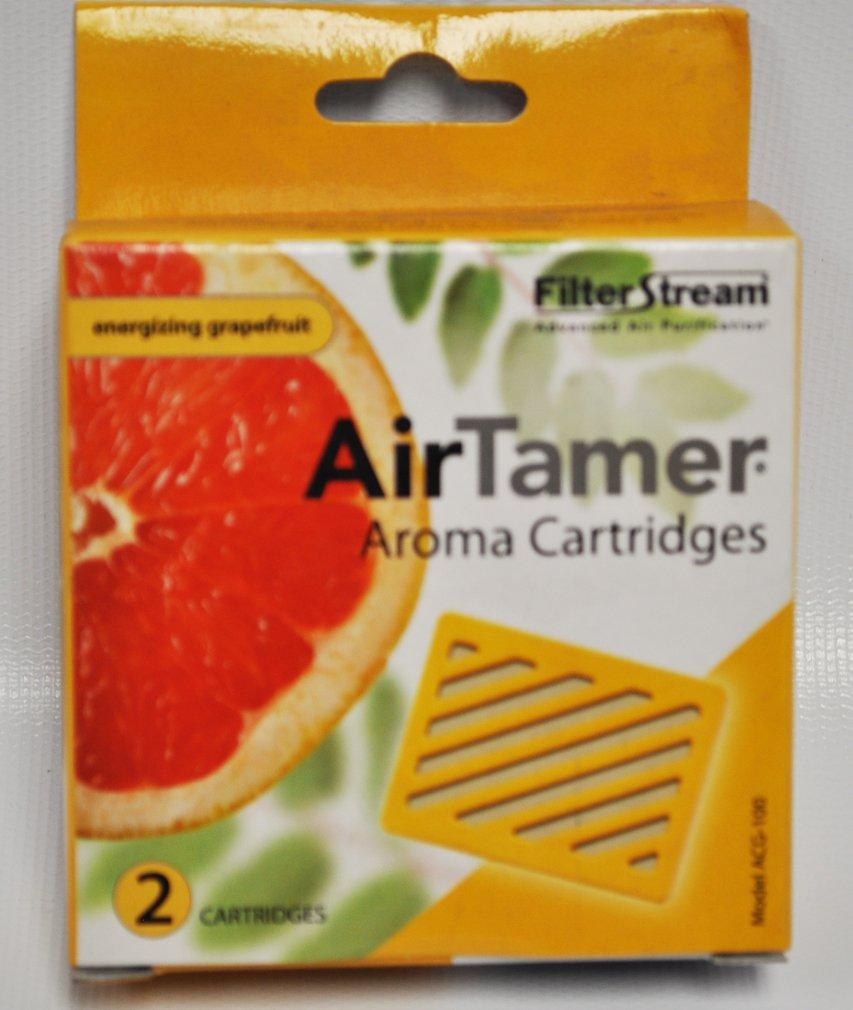 AirTamer Energizing Grapefruit Aroma Cartridges