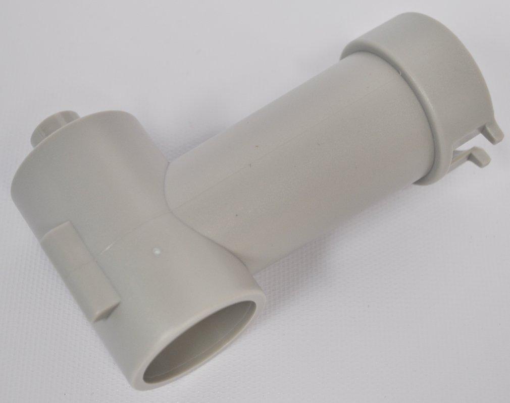 TurboCat T210 Turbine Driven Powerhead Elbow Grey, SC-32-6212-05