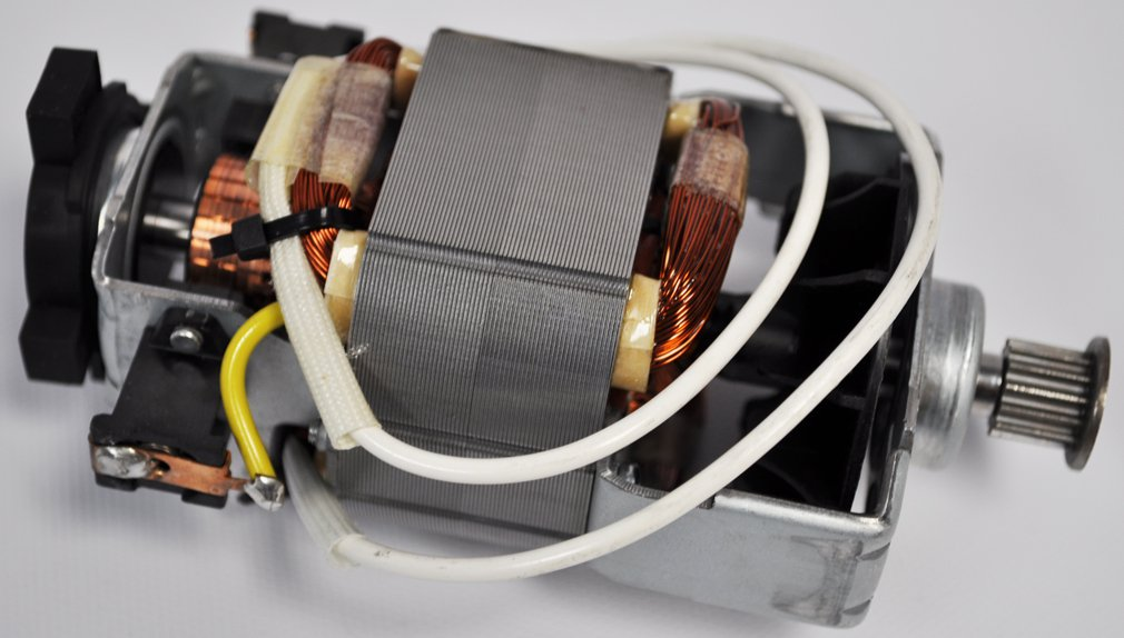 Wessel-Werk EB360 Electric Power Nozzle 120V Motor 10.9 048-314