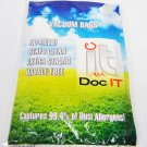 Cana-Vac Doc It All Central Vacuum Paper Bags, 3 Pack B5-006-3