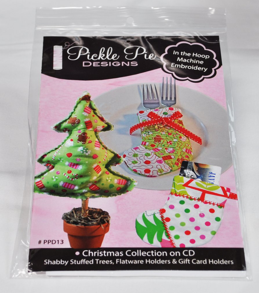 Pickle Pie Designs Christmas Collection on CD