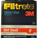 Dirt Devil Type / Type F Vacuum Cleaner Bags DES-T5702