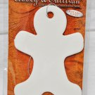 Abbey and Sullivan Gingerbread Shaped Unscented Air Freshener Paper