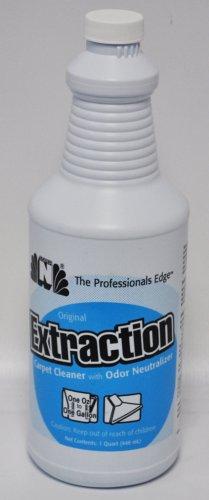 Super N Original Extraction Carpet Cleaner with Odor Neutralizer 1 Quart