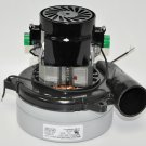 "Ametek Lamb 5.7"" 120 Volt B/B 2 Stage Tangential Bypass Vacuum Motor 116392-01"
