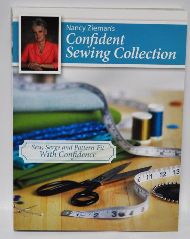 Nacy Zieman's Confident Sewing Collection