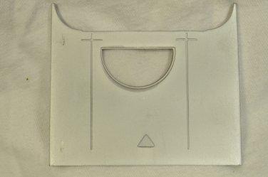 Sewing Machine Needle Plate 408034