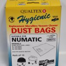 QuickClean Commercial Canister Vacuum Cleaner Bags