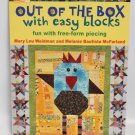 Out of the Box With Easy Blocks Sewing Book