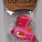 Smartneedle USB 4GB Glue Gun Pink