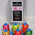 Robison Anton Super Bright Polyester Thread Neon Gift Pack 6ct
