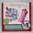 KimberBell Key Fobulous Lip Balm Holder and Circle Pouch CD KD612