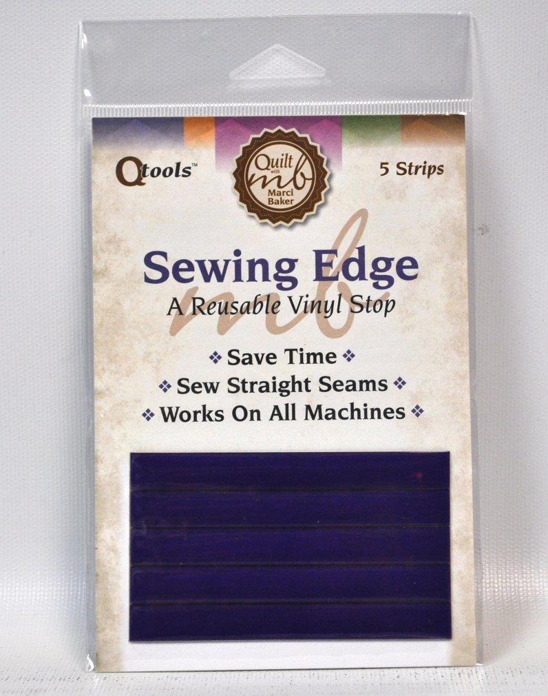 Qtools Sewing Edge Reusable Vinyl Stop