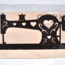 Classic Motifs 12 Inch Sewing Machine Header Craft Holder