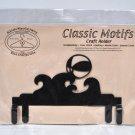 Classic Motifs 6 Inch Beach Ball Header Craft Holder