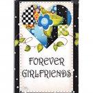 Forever Girlfriends Magnet