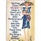 Sisterhood of Quilters Hope Magnet