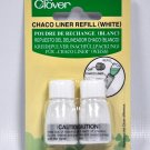Clover Chaco Liner Chalk Refill White