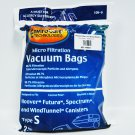 Hoover Type S Canister Vacuum Bags, EnviroCare, 9 Pk