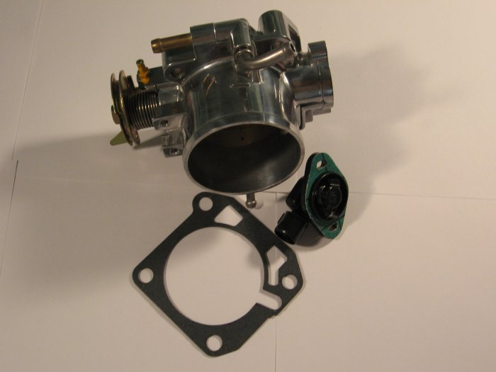 THROTTLE BODY  WITH SENSOR AND GASKET