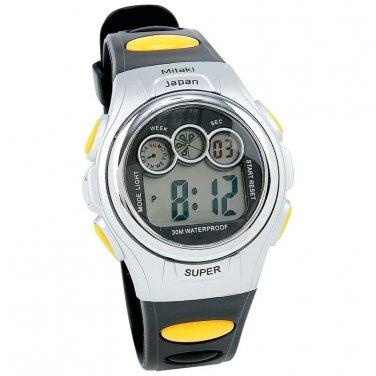 Men's Watch - Mitaki-Japan® Men's Digital Sport Watch - ELSPWAT3 - FREE SHIPPING!