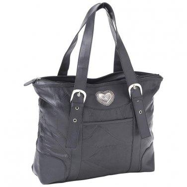 Womens Purse / Handbag /Embassy Lambskin Leather Purse - LUPU001 - FREE SHIPPING!