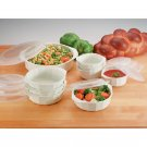 kitchen cookware sets / LaCuisine™ 18pc Microwave Cookware Set - KTMW18 - FREE SHIPPING!