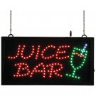 Mitaki-Japan™ JUICE BAR Programmed LED Sign - ELMJC - FREE SHIPPING!