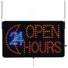 Mitaki-Japan™ OPEN 24 HOURS Programmed LED Sign - ELMO24 - FREE SHIPPING!