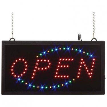 Mitaki-Japan� OPEN Programmed LED Sign - ELMOPEN1 - FREE SHIPPING!