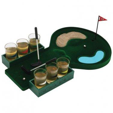 Maxam� 6-Shot Drinking Golf Game - SPDGOLF - FREE SHIPPING!