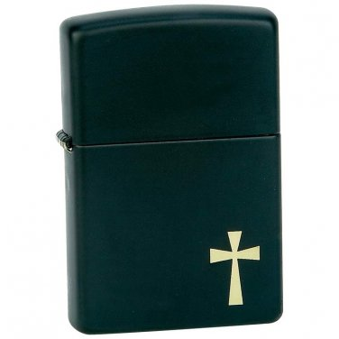 Lighters / Zippo® Matte Black Finish Lighter - 24721 - FREE SHIPPING!
