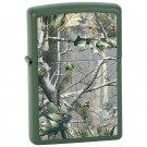 (cigarette lighter, zippo lighter) Zippo® Matte Green Finish Lighter - 28079 - FREE SHIPPING!