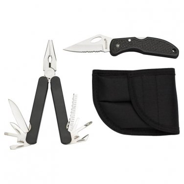 Multi Tools Combo Pack black handle -SKMT2-