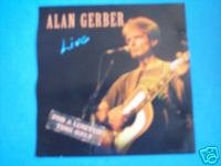 Alan Gerber-Live for a Limited Time Only