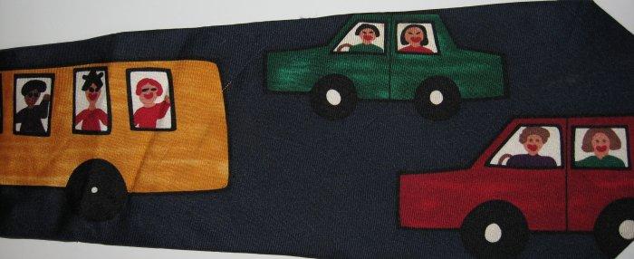 Save the Children silk necktie Education Road to Succes