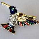 Hummingbird Pin