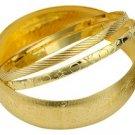 Gold Multiline Bangle