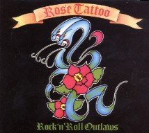Rose Tattoo - Rock'n'Roll Outlaw - Digipack