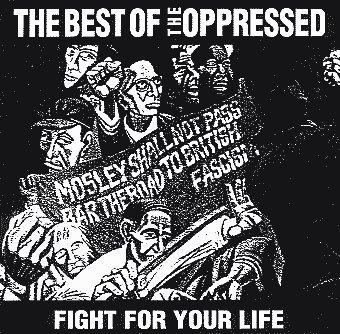 Oppressed - The Best of the Oppressed - CD