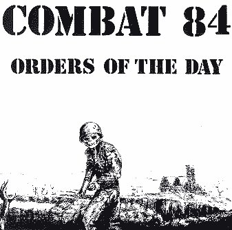 Combat 84 - Orders of the day - CD