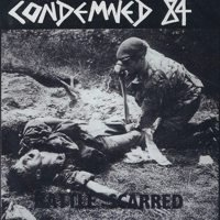 Condemned 84 - Battle Scarred - Live and loud - CD