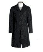 Original Wool Crombie Coat